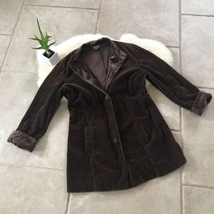 J.Jill Brown Coat